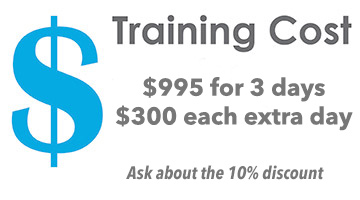 Training costs